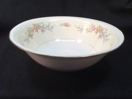 """Homer Laughlin Ferndale Eggshell Nautilus  8.5"""" Vegetable Bowl 1953 - $12.86"""