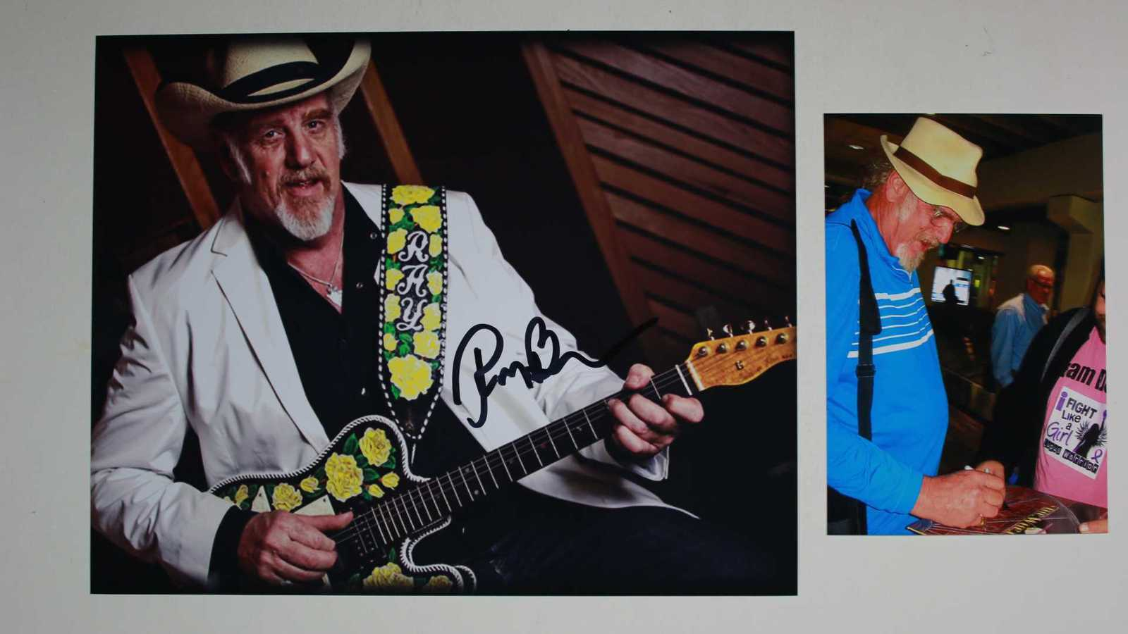 Primary image for Ray Benson Signed Autographed Glossy 8x10 Photo w/ Proof Photo