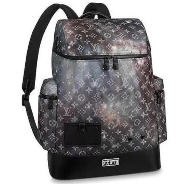 21b2def35b7d Louis Vuitton KIM JONES Monogram Galaxy Bag Backpack M44174 Rucksack Auth  New -  4