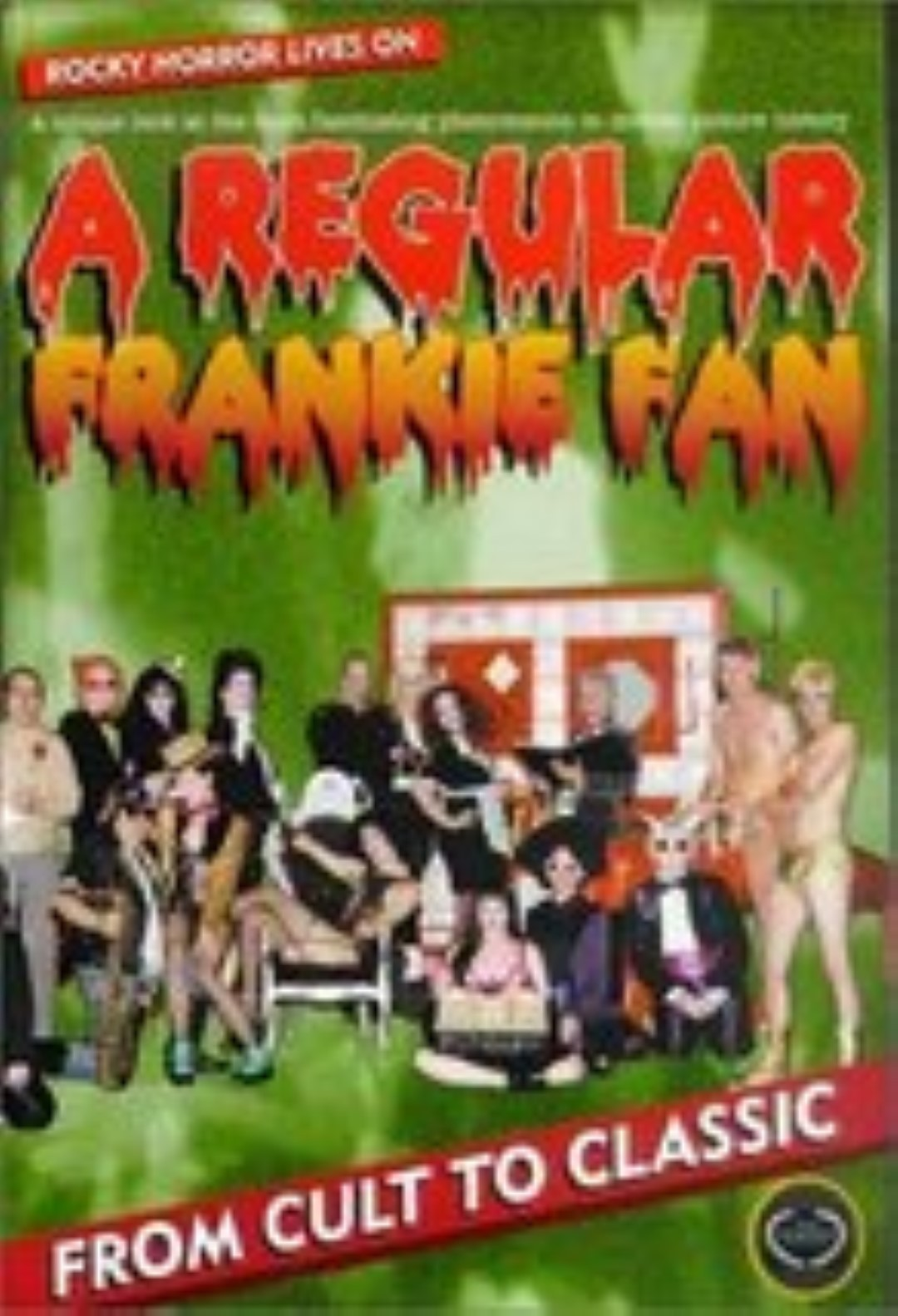 A Regular Frankie Fan Dvd