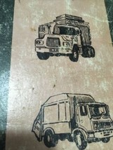 Mack Trucks Highway Vehicle Service Manual TS442 VTG And Rare Find Colle... - $33.75