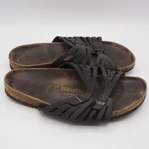 Birkenstock Allemagne 265 Femmes Taille 10 Sandales Glissières Chaussures - $49.71