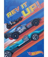 "Hot Wheels Greeting Card Birthday ""REV IT UP!"" - $3.89"