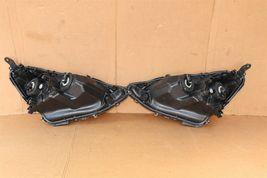 "12-15 Toyota Prius ""C"" NHP10 Headlight Head Light Lamps Set Pair L&R POLISHED image 7"