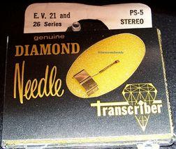 NEEDLE for PS-5 for 352-D7 EV 21D EV 21M EV 21MD EV 26D for Magnavox 560234 image 3