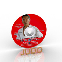 Judo seminar. Hiroshi Katanishi 8 dan. 2017. Disk 5. - $7.69