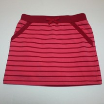 Gymboree Star Of The Show  Stripe Fleece Terry Skort Skirt size 6 - $9.99