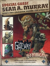 CMON Zombicide Green Horde Special Guest Sean A. Murray Gateway Uprising - $18.70