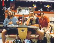 Big Lebowski B Jeff Bridges Vintage 11X14 Matted Color Movie Memorabilia... - $13.99