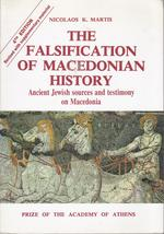 The Falsification of Macedonian History (Ancient Jewish sources and test... - $9.99