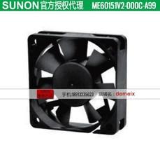 Original SUNON Case radiator Fan ME60151V2-000C-A99 12V 0.14A 2 months warranty - $28.20