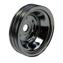 Crankshaft Pulley Triple-Groove LWP Long Water Pump For Chevy SBC 262 283 400 image 3
