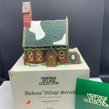 Department 56 Christmas cottage Dickens village 5834-3 Dudden Cross Church box - $67.32