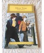 Oliver Twist Charles Dickens Junior Classics Orphan London Child Labor P... - $5.99