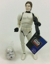 Han Solo Stormtrooper Star Wars Classic Applause Collectible Figure Vintage 1995 - $16.78
