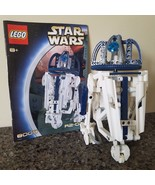 Lego Star Wars Technic R2-D2 8009 R2D2 collectible movies boy gift Chris... - $37.61