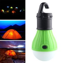 Outdoor Lamp Hanging Portable Led Camping Tent Fishing Light Bulb Lantern Camp  - $5.54