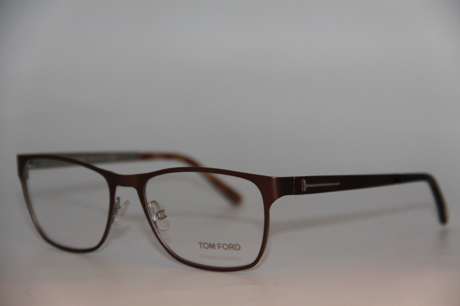 9cfdbfb0e655 New Tom Ford Tf 5242 050 Brown Eyeglasses and 50 similar items. 57