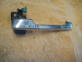 80 - 85 ford truck F150 F250 F350 outside door handle right/passenger side - $16.18