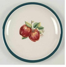 Bread & Butter Plate Apples (Casuals) by CHINA PEARL Width 6 1/4 in - $4.99
