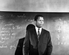 To Sir With Love Featuring Sidney Poitier 8x10 Photo - $7.99