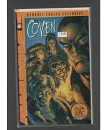 The Coven #2 - Dynamic Forces Exclusive - Awesome - Certificate of Authe... - $22.53