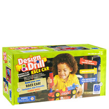 Educational Insights Design & Drill Race Car - $21.77
