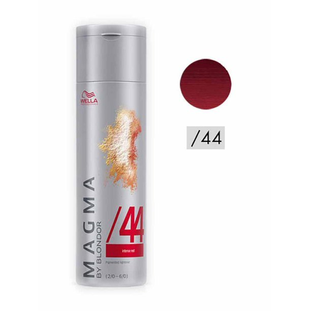MAGMA by Blondor, /44 Red Intensive   4.2oz