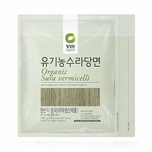 Chung Jung One Organic Sura vermicelli Sweet Potato Glass Noodle 14.10 ozPack of image 1