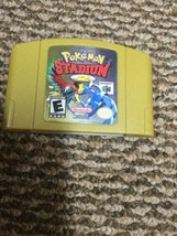 "Pokemon Stadium 2 Cartridge (64, 2001) ""Silver & Gold Edition"" Nintendo ... - $49.49"