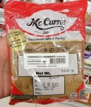 Mc Currie Coriander Powder 120g Premium Quality Ceylon Free Shipping - $8.42
