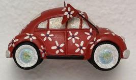 Christmas Ornament Volkswagen Red - $15.83