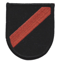 """2.25"""" ARMY SPECIAL FORCES GROUP JOINT CASUALTY FLASH EMBROIDERED PATCH - $17.14"""