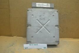 00-01 Ford Focus Engine Control Unit ECU 1U7F12A650DA Module 301-8a7 - $44.99
