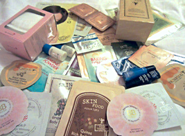 Korean Beauty Samples 10-Piece Set Discovery Pack 1 - $20.00
