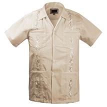 Guayabera Kids Toddler Junior Beach Wedding Baptism Button-Up Casual Dress Shirt image 2