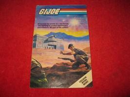 1985 G.I. Joe ARAH Action Figure: Exclusive Offers Mail Away form-  mini... - $6.00