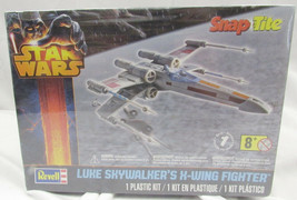 Star Wars Luke Skywalker's X Wing Fighter Kit 85-1856 Revell Skill 1 8+ -N2 - $29.99