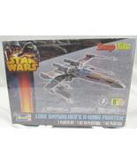 Star Wars Luke Skywalker's X Wing Fighter Kit 85-1856 Revell Skill 1 8+ -N2 - $29.99