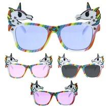 Girls Kids Unicorn Fun Pop Party Shade Sunglasses - $9.95