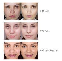 Foundation Base Makeup Professional Face Matte Finish Liquid Make Up Concealer image 10