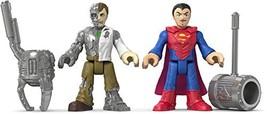 Fisher-Price Imaginext DC Super Friends, Superman & Metallo - $9.99