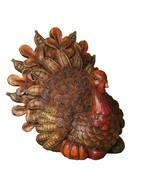 THANKSGIVING Harvest Turkey Centerpiece NEW - $94.04