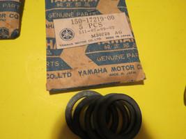 NOS OEM 1967 YAMAHA YM2C Drive Gear Shim SET OF 5 PN 150-17219-00 - $16.85