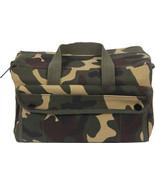 Woodland Camouflage Heavyweight Military Mechanics Standard Tool Bag - $16.99