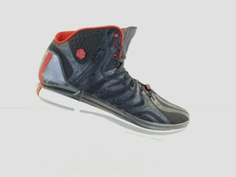 Adidas D Rose 4.5 Chicago' Finest Mens  Black Scarlet Red Size 14 - $183.40