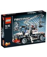 LEGO Technic 8071 Bucket Truck 593 Pieces New Sealed  - $292.66