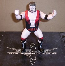 """Scott Hall"" WCW OSFTM Monday Nitro Vibrating Action Figure WWE WWF TNA ... - $11.18"
