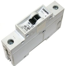 Up To 2 Siemens 6 Amp 1P Circuit Breakers Din Mt 5SX21 C6 - $9.90