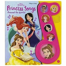 Disney Princess - Princess Songs Around the World Sound Book - £9.24 GBP
